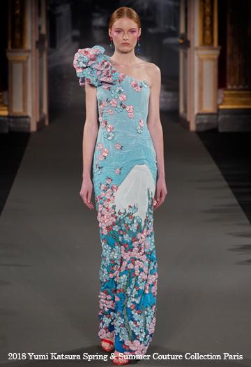 2018 Yumi Katsura Spring Summer Couture Collection In Paris Yumi