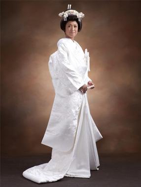 Japanese Wedding Kimono.Yumi Katsura